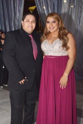 Juan Carlos Portillo y su esposa, Blanca Carrasco