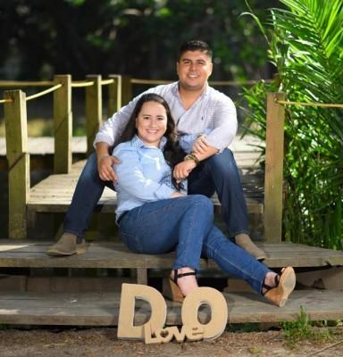 Karen Dariela Fajardo Martínez y Orlando Josué Valenzuela están conscientes que la conexión entre ellos surgió espontáneamente.