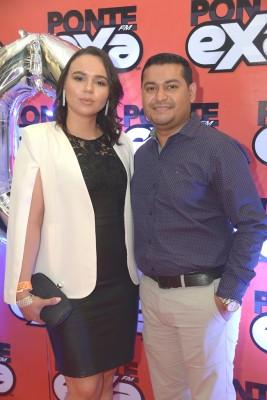 Kimberly Murillo y Jairo Mejía.