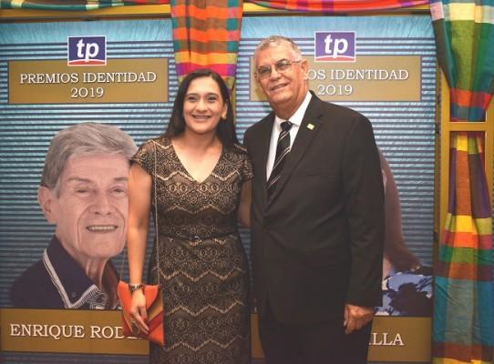 Lilia Umaña y Juan Bendeck