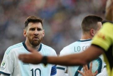 Seis meses de suspensión podría recibir Lionel Messi por sus declaraciones en la Copa América