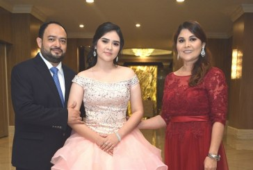 La grandiosa noche de celebración para Jessica Fernanda