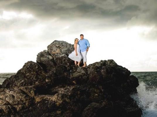 Los recién casados partirán en su Luna de miel a Europa, el próximo 11 de julio y regresaran el día 27.
