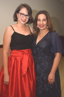 Lourdes Zapata y Marlene Restrepo
