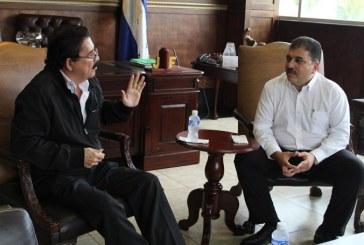 Presidente de CICC se reune con Mel Zelaya y expone posición de empresarios sobre crisis política