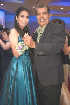 Mariane Romero y Rigoberto Romero.