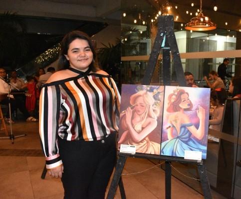 Masshirona y su genial trabajo encanto a muchos de los amantes del arte