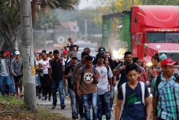 México y Honduras firmarán acuerdo de colaboración para frenar la migración
