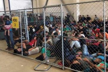 Bachelet expresa su consternación por las condiciones en las que EEUU mantiene a los inmigrantes detenidos