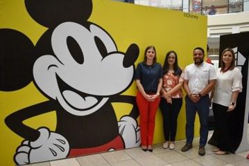 Multiplaza San Pedro Sula celebra el 90 Aniversario de Mickey Mouse