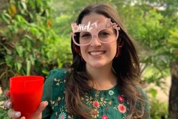 Andrea Interiano Discua: ¡bye bye soltería!