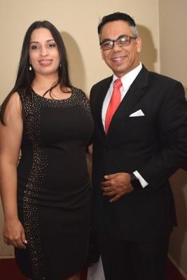 Nora y Eduardo Posadas.
