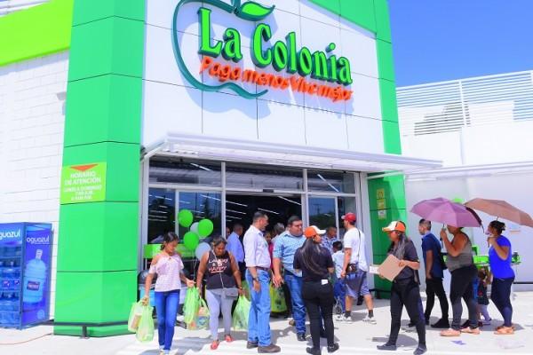 Supermercados La Colonia 1