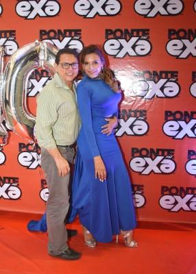 Samuel Romero y Ana de Sierra