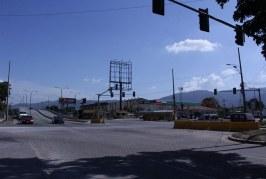 Cerrarán un tramo en la segunda calle intersección con el bulevar Juan Pablo II por inicio de construcción de paso a desnivel