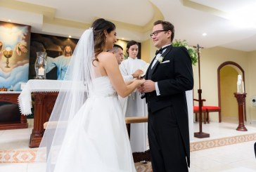 La boda de Sonny y Giselle…el reflejo de la más pura esencia de los novios