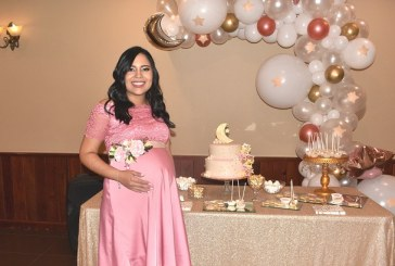 Un baby shower de dulce inspiración en honor a Karla