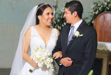 La boda de Alejandro y Tany…el uno para el otro