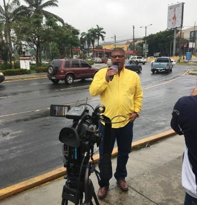 Jorge Oseguera, sera homenajeado por su destacada labor en los medios de comunicación como periodista afrodescendiente