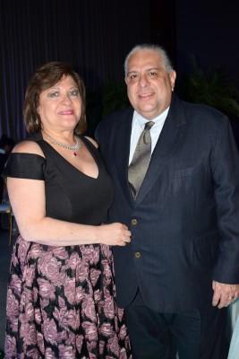 Ángela y Mario Prieto.