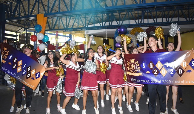 """¡Así fue la senior entrance """"Cheerleaders"""" de la Kiddy Kat Morazzani!"""