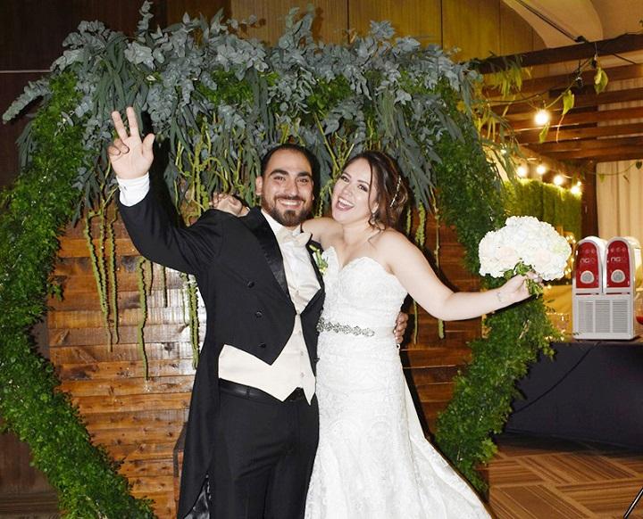 La boda de Juan y Tania… ¡Y vivieron felices para siempre!