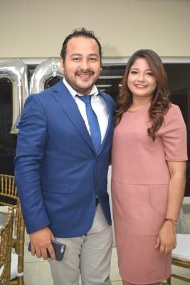 Carlos Sandoval y Emilia Nasser