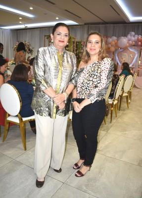 Carmen Irene Padilla y Claudia Padilla