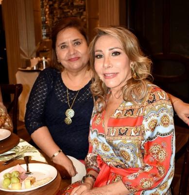 Celia Pinto e Ivonne Mourra