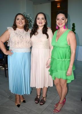 Cinthya Crespo, Elena Crespo-Eyl e Irene Crespo
