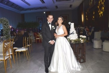 La boda de Audrey y Javier…impecable, arrolladora ¡inolvidable!