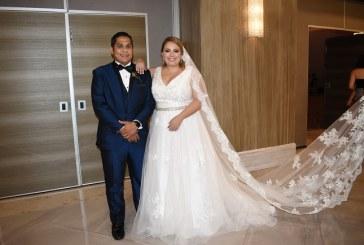 La boda de Scarlet y Josué…diferente ¡y muy divertida!