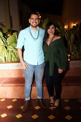 Daniel Acevedo y Yareni Portillo