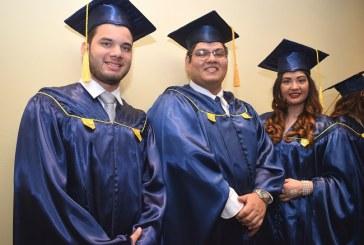 Segunda graduación 2019 de la USAP