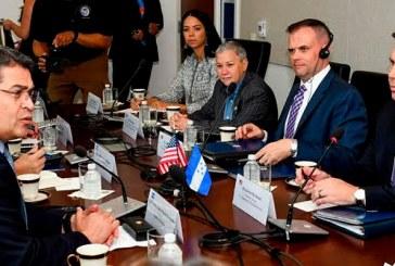 EEUU y Honduras acuerdan trabajar en conjunto para erradicar migración irregular