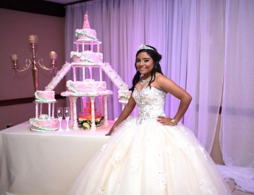 El increíble pastel de cumpleaños que Dianna Ashley Dianna Ashley compartió con sus invitados