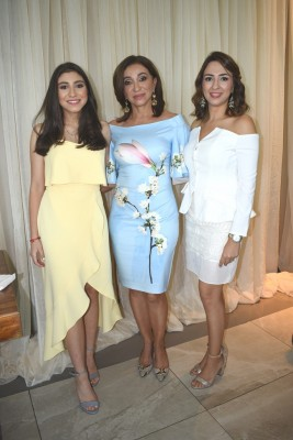Emilia Marie Monterroso, Emilia Monterroso y Pamela Monterroso de Corleto