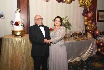 50 años de amor verdadero en las bodas de oro Maury-Archila