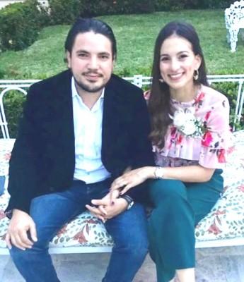 Gullermo Bográn y Mildred Reyes, forman una bella pareja que en verdad se complementan ya están apunto de dar el sí  ante la ley, su boda civil mañana sábado 24 de agosto.