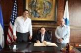 La CCIC y EUA coinciden en la necesidad de fortalecer la institucionalidad y la lucha contra la corrupción en Honduras