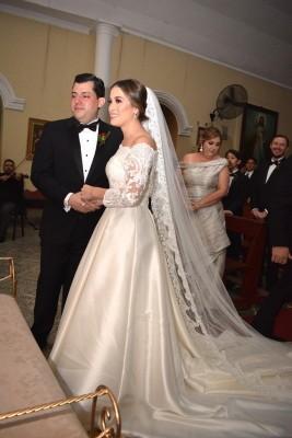 Gustavo Robelo y Andrea Interiano de Robelo