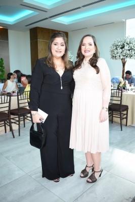 Isabel Sabillón y Elena Crespo-Eyl