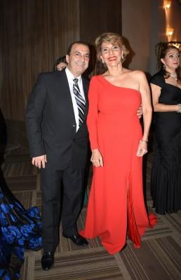 José Jaar y Lilian Jaar