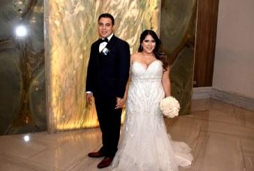La boda de Lorraine y Carlos…una velada de esencia canadiense ¡Eh!