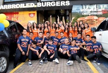 """Seniors del Liceo Bilingüe Centroamericano reciben su año """"Like a basketball players"""""""
