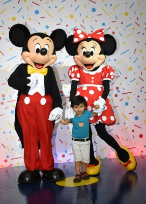 Mickey Mouse-multiplaza 11