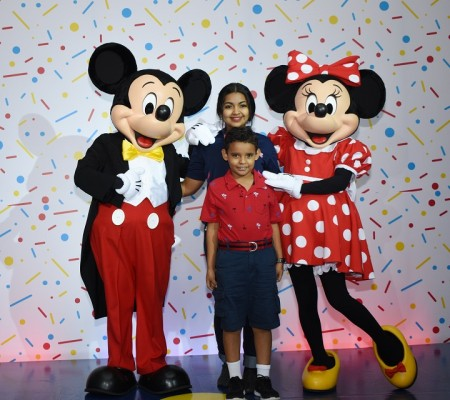 Mickey Mouse-multiplaza 14