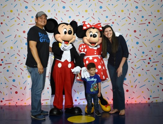 Mickey Mouse-multiplaza 15