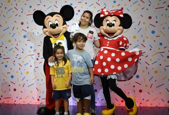 La magia de Disney con Mickey y Minnie Mouse llega a Multiplaza San Pedro Sula