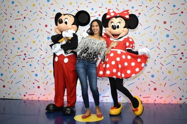 Mickey Mouse-multiplaza 2